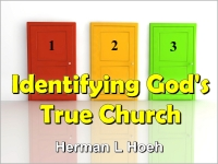 Listen to  Identifying God's True Church