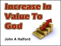 Listen to  Increase In Value To God