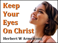 Listen to  Keep Your Eyes On Christ