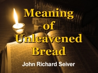 Listen to  Meaning of Unleavened Bread