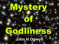 Listen to  Mystery of Godliness