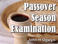 Listen to  Passover Season Examination