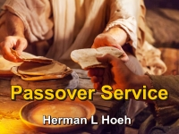 Listen to  Passover Service