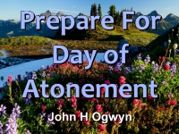 Listen to  Prepare For Day of Atonement