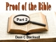 Proof of the Bible - Part 2