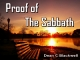 Proof of The Sabbath
