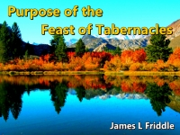 Listen to  Purpose of the Feast of Tabernacles
