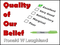 Listen to  Quality of Our Belief
