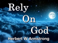 Listen to  Rely On God