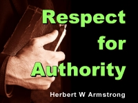 Listen to  Respect for Authority