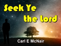 Listen to  Seek Ye the Lord