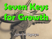 Listen to  Seven Keys for Growth