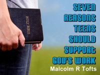 Listen to  Seven Reasons Teens Should Support God's Work