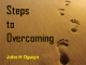 Steps to Overcoming