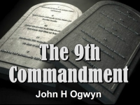 Listen to  The 9th Commandment