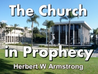 Listen to  The Church in Prophecy