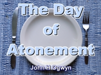 Listen to  The Day of Atonement