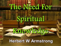 Listen to  The Need For Spiritual Knowledge