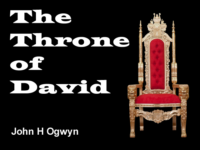 The Throne of David