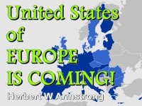 Listen to  United States of EUROPE IS COMING!