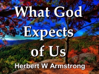 Listen to  What God Expects of Us