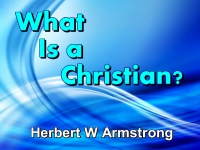 Listen to  What Is a Christian?