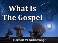 Listen to  What Is The Gospel?