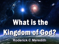 Listen to  What is the Kingdom of God?