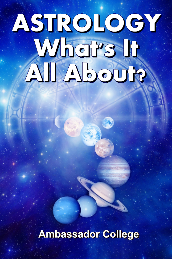 ASTROLOGY - What's It All About?