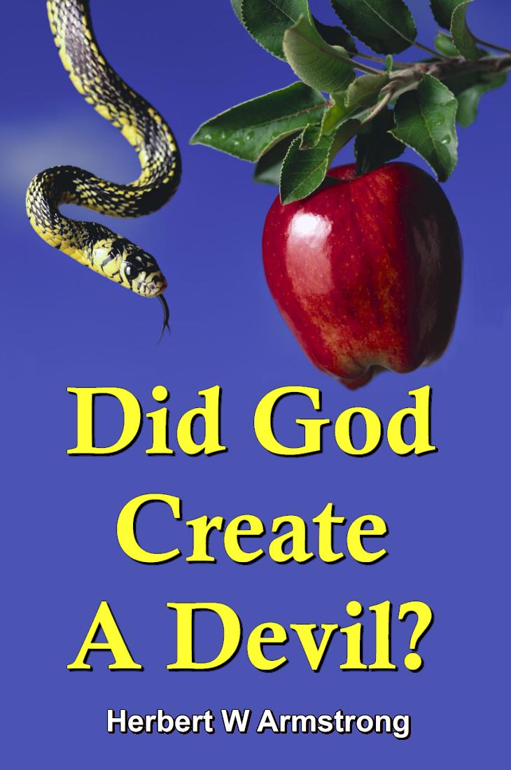 Did God Create A Devil?