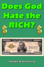 Does God Hate the RICH?