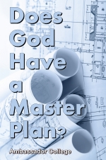 Does God Have a Master Plan?