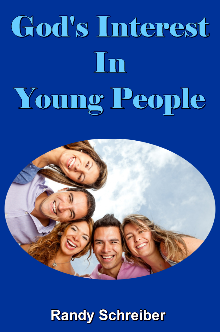 God's Interest In Young People