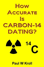 radiocarbon dating false