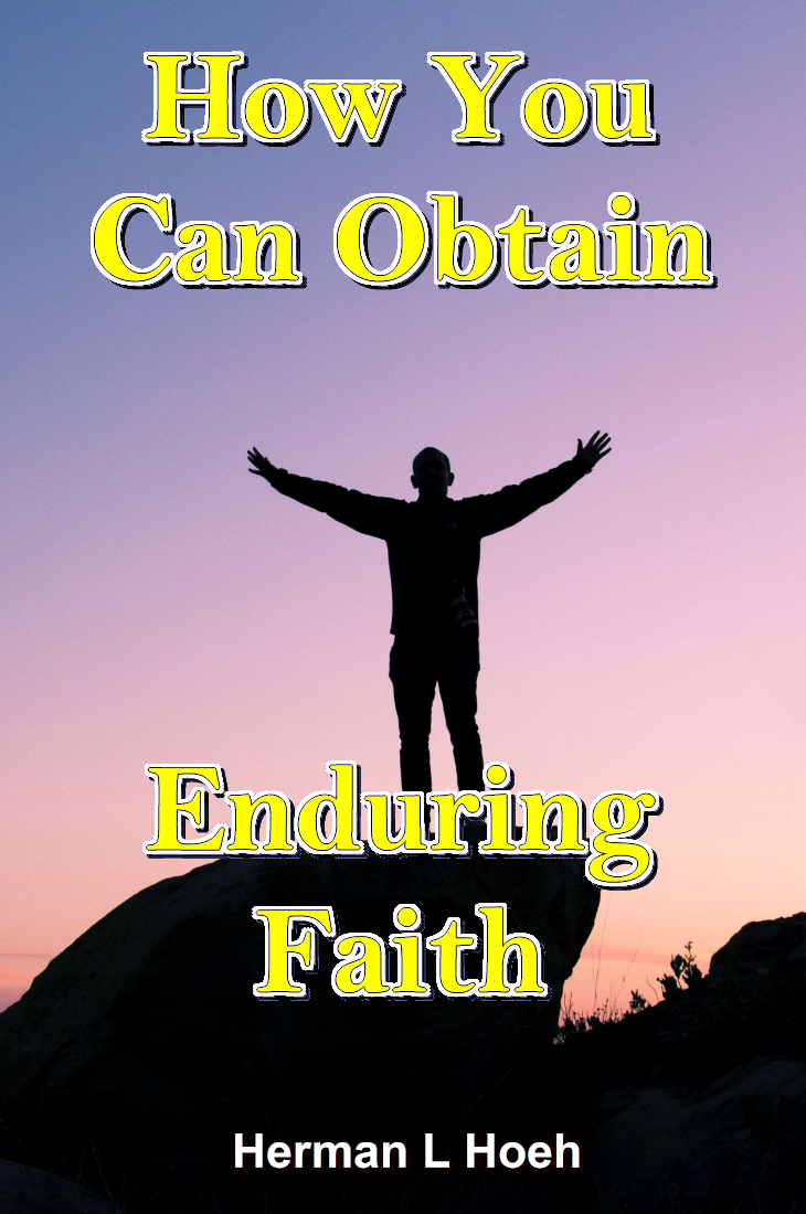 How You Can Obtain Enduring Faith