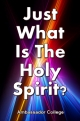 Just What Is The Holy Spirit?