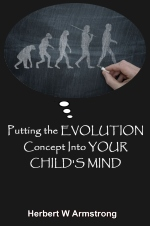 Putting the EVOLUTION Concept Into YOUR CHILD'S MIND