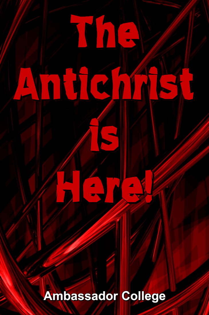 The Antichrist is Here!