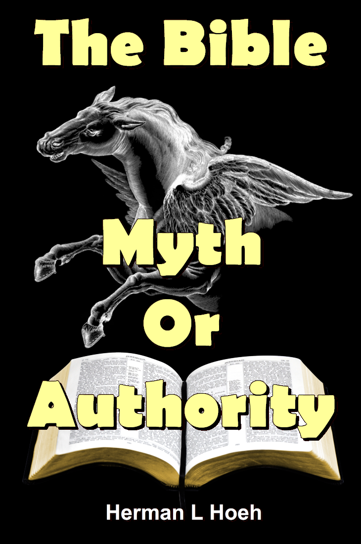The Bible Myth Or Authority