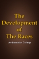 The Development of The Races
