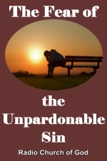 The Fear of the Unpardonable Sin