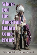 Where Did the American Indian Come From?