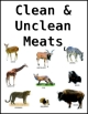 Biblically Clean and Unclean Meat