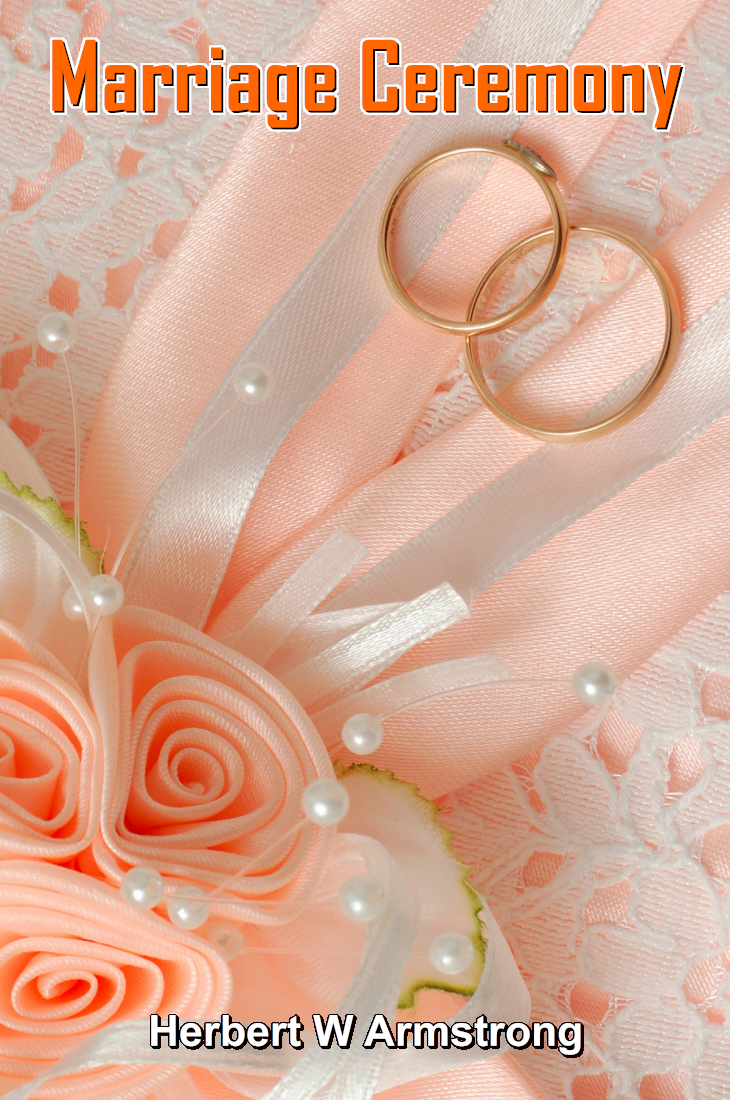 Marriage Ceremony - Outline