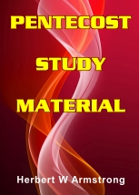 Pentecost Study Material