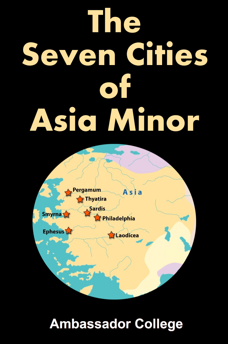 The Seven Cities of Asia Minor