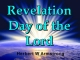 Revelation - Day of the Lord