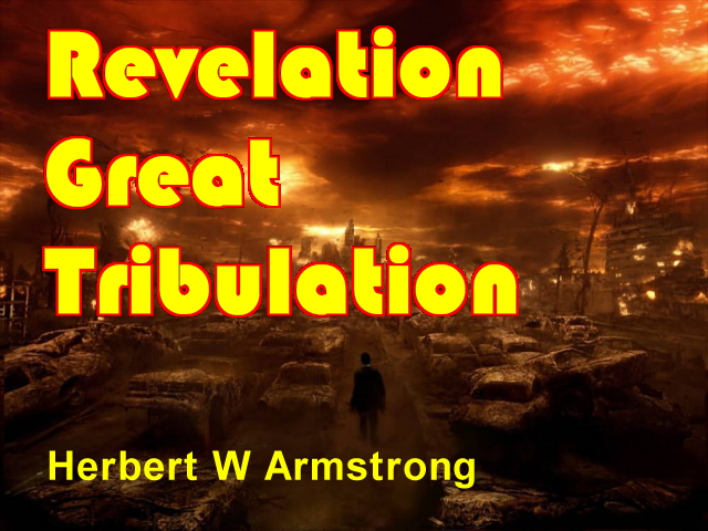 Revelation - Great Tribulation