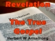 Revelation - The True Gospel
