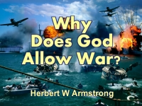 Watch  Why Does God Allow War?